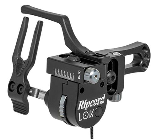 Ripcord Lok Arrow Rest Black LH