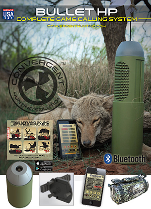 Convergent Bullet HP Bluetooth Calling System