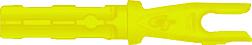 Accu Tough Nock Flo Yellow .204