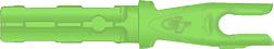 Accu Tough Nock Flo Green .204