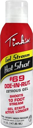 * Tinks Hot Shot #69 Doe-In-Rut Gel 5oz
