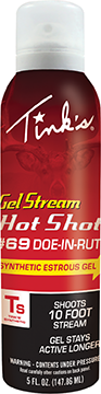 * Tinks Synthetic #69 Gel Stream 5 oz.
