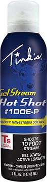 * Tinks Synthetic #1 Doe-P Gel Stream 5 oz.