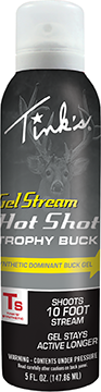 * Tinks Synthetic Trophy Buck Gel Stream 5 oz.