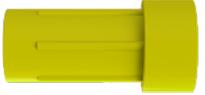 Bolt Nock Flat .300 11gr Yellow