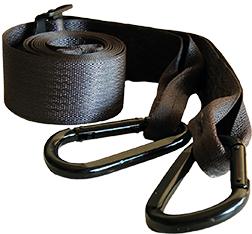 Lineman Style Climbing Belt