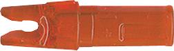 Acculite Nocks Flo Orange